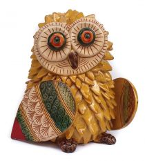 Little owl Honey (5in)