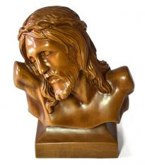 Christ bust small