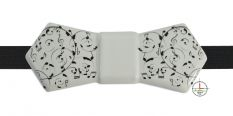 Bow Tie PentaFlower white