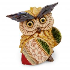 Little owls feathered (3in)