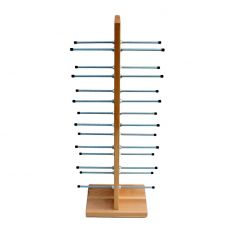 """Sendy"" shoe rack - industrial design"