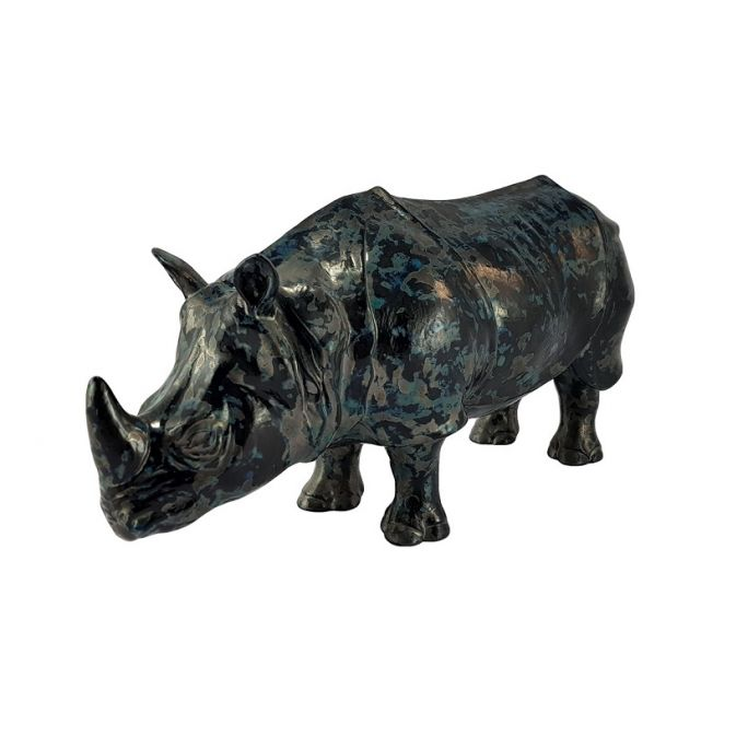 Sculpture Rino - The rhinoceros