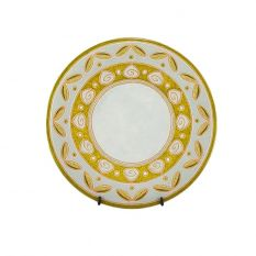 Yellow plate / centerpiece