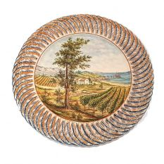 Interweaving Plate (One Piece)