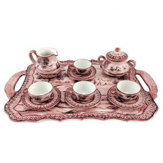 Coffee service x6 (Purple)
