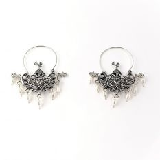 """Circeglie""  earrings"