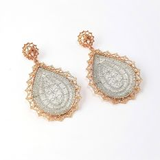 """Tombolo"" Earrings"