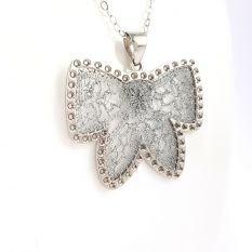 Tombolo Butterfly Pendant