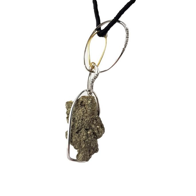 Natural Mineral pendant