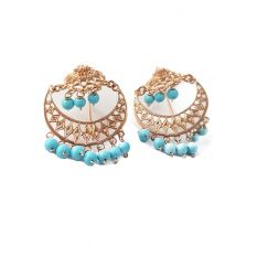 Circeglie golden earrings