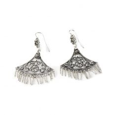 Earrings with pendants