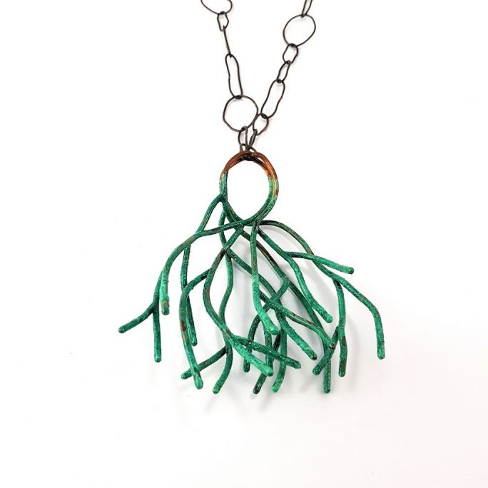"""Alga"" Necklace"