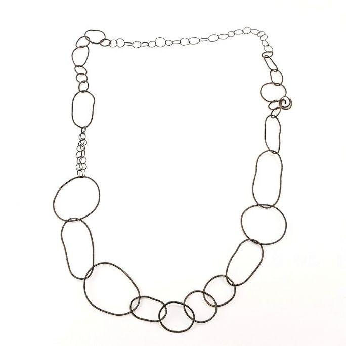 Oval XL necklace