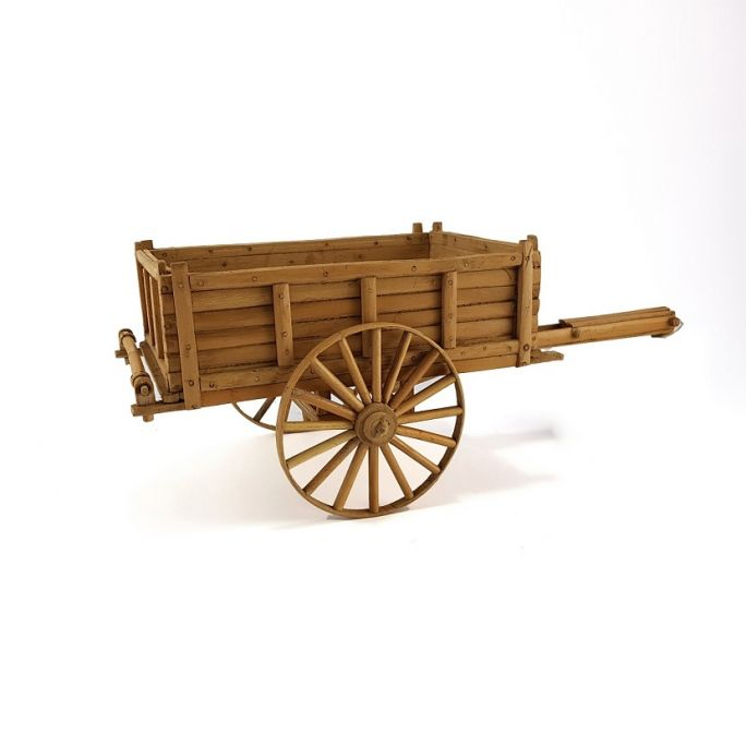 Sculpture Agricultural cart