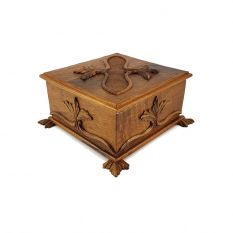 """Lo Scrigno"" jewelry box"