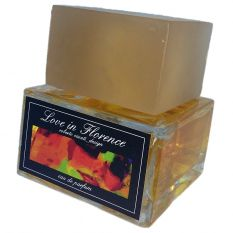 """Love in Florence & Cristal Box"" perfume 50ml"
