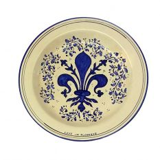 "Plate / Centerpiece ""Love in Florence"""