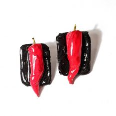 Chilli Pepper Earrings